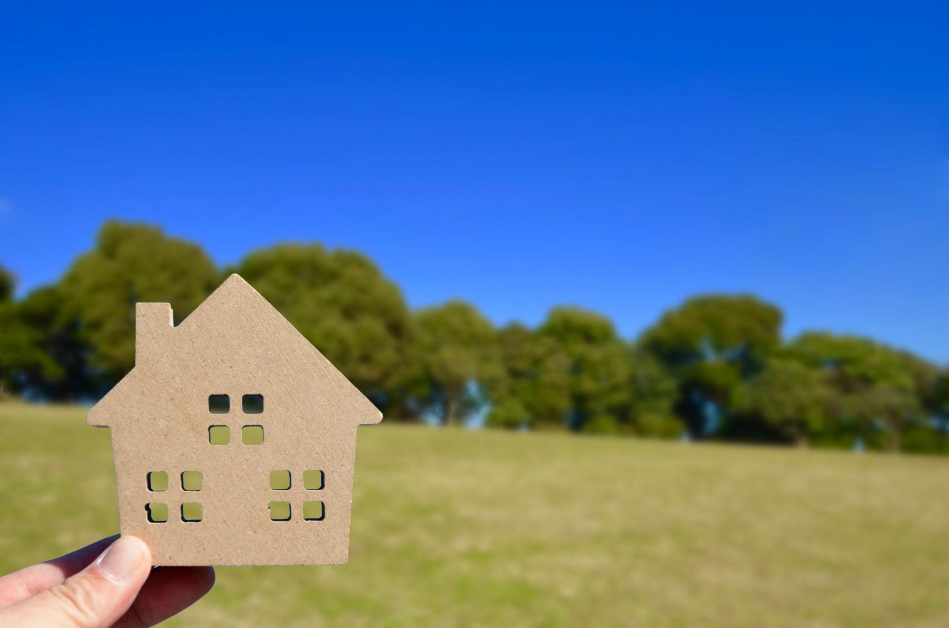 土地も家も御縁ってあるんですね。
